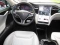 Tesla Model S 90D Red Multi-Coat photo #15