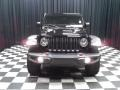 Jeep Wrangler Unlimited Rubicon 4x4 Black photo #3