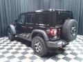 Jeep Wrangler Unlimited Rubicon 4x4 Black photo #8