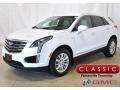 Cadillac XT5  Crystal White Tricoat photo #1
