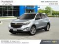 Chevrolet Equinox LS AWD Silver Ice Metallic photo #1