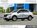 Chevrolet Equinox LS AWD Silver Ice Metallic photo #2