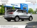 Chevrolet Equinox LS AWD Silver Ice Metallic photo #4