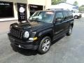 Jeep Patriot High Altitude 4x4 Black photo #2