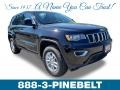 Jeep Grand Cherokee Laredo 4x4 Diamond Black Crystal Pearl photo #1