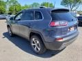 Jeep Cherokee Limited 4x4 Blue Shade Pearl photo #4