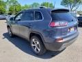 Jeep Cherokee Limited 4x4 Blue Shade Pearl photo #4