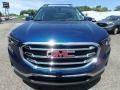 GMC Terrain SLT AWD Blue Emerald Metallic photo #2