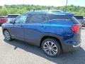 GMC Terrain SLT AWD Blue Emerald Metallic photo #8