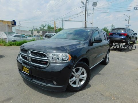 Mineral Gray Metallic 2012 Dodge Durango SXT AWD