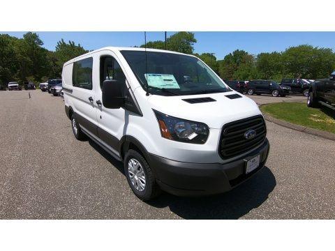 Oxford White 2019 Ford Transit Passenger Wagon XL 150 LR