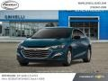 Chevrolet Malibu LS Pacific Blue Metallic photo #1
