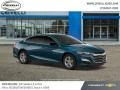 Chevrolet Malibu LS Pacific Blue Metallic photo #3