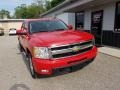 Chevrolet Silverado 1500 LTZ Crew Cab 4x4 Victory Red photo #3