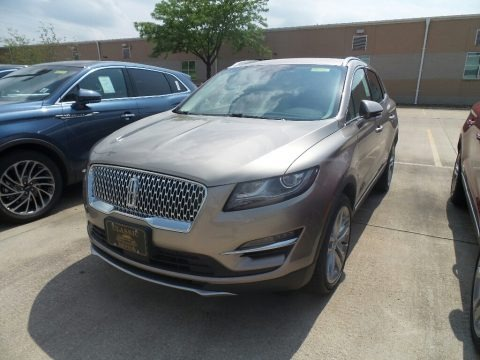 Iced Mocha Metallic 2019 Lincoln MKC Reserve AWD