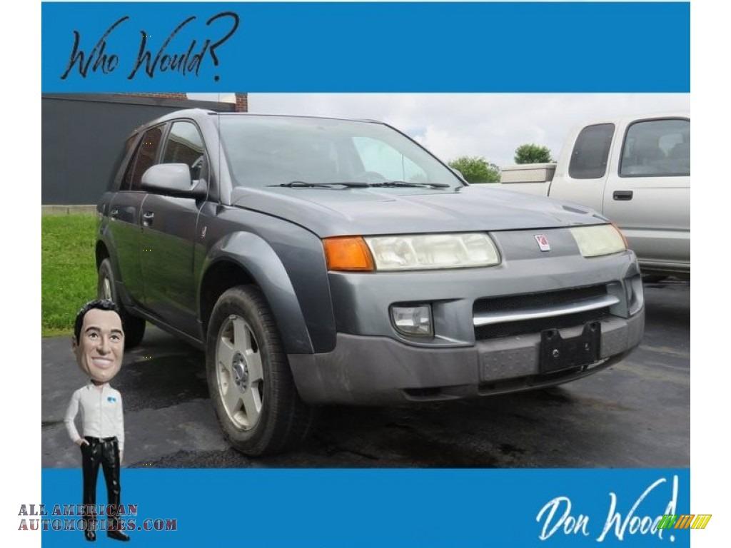 2005 VUE V6 - Storm Gray / Gray photo #1