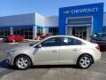 Chevrolet Cruze Limited LT Champagne Silver Metallic photo #3
