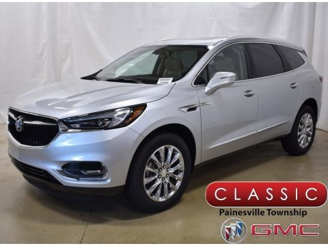 Quicksilver Metallic 2019 Buick Enclave Essence AWD