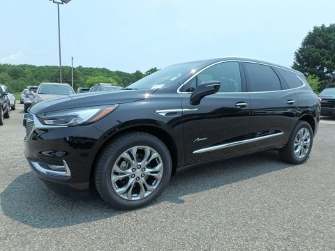 Ebony Twilight Metallic 2019 Buick Enclave Avenir AWD