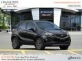 Buick Encore Preferred Ebony Twilight Metallic photo #4