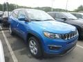 Jeep Compass Latitude 4x4 Laser Blue Pearl photo #5