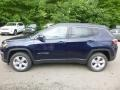 Jeep Compass Latitude 4x4 Jazz Blue Pearl photo #2