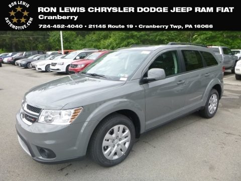 Destroyer Gray 2019 Dodge Journey SE
