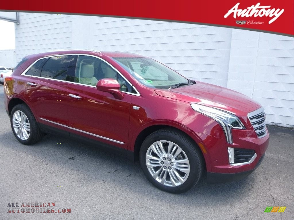 2019 XT5 Premium Luxury AWD - Red Horizon Tintcoat / Sahara Beige photo #1