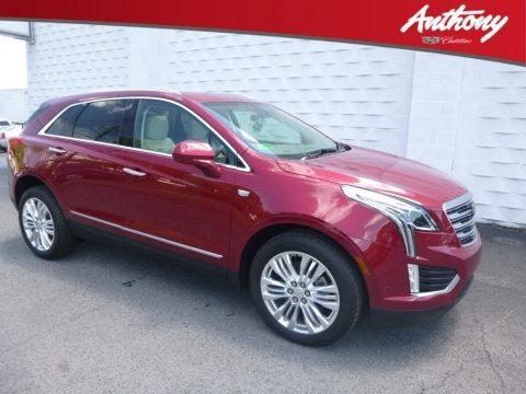 Red Horizon Tintcoat 2019 Cadillac XT5 Premium Luxury AWD