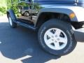 Jeep Wrangler Unlimited Sport 4x4 Black photo #2