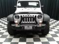 Jeep Wrangler Unlimited Sport 4x4 Bright Silver Metallic photo #3
