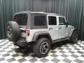Jeep Wrangler Unlimited Sport 4x4 Bright Silver Metallic photo #6