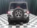 Jeep Wrangler Unlimited Sport 4x4 Bright Silver Metallic photo #7