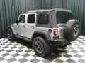 Jeep Wrangler Unlimited Sport 4x4 Bright Silver Metallic photo #8