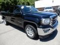 GMC Sierra 1500 SLE Double Cab 4WD Onyx Black photo #7