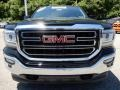 GMC Sierra 1500 SLE Double Cab 4WD Onyx Black photo #8