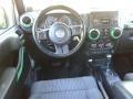 Jeep Wrangler Unlimited Sport 4x4 Bright Silver Metallic photo #24