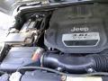 Jeep Wrangler Unlimited Sport 4x4 Bright Silver Metallic photo #31