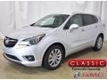 Buick Envision Essence Galaxy Silver Metallic photo #1