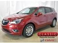 Buick Envision Essence Chili Red Metallic photo #1