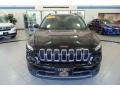 Jeep Cherokee Latitude 4x4 Brilliant Black Crystal Pearl photo #2