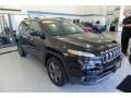 Jeep Cherokee Latitude 4x4 Brilliant Black Crystal Pearl photo #3