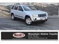 Jeep Grand Cherokee Laredo 4x4 Bright Silver Metallic photo #1