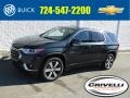 Chevrolet Traverse LT AWD Graphite Metallic photo #1