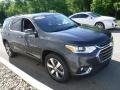 Chevrolet Traverse LT AWD Graphite Metallic photo #5