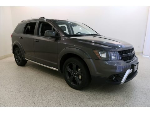 Granite Pearl 2018 Dodge Journey Crossroad AWD