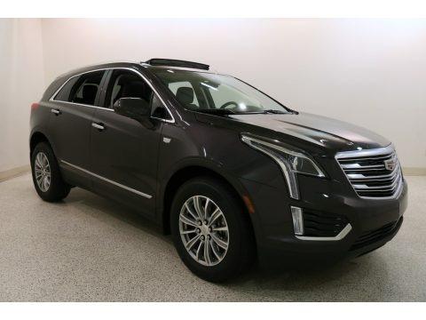 Dark Granite Metallic 2019 Cadillac XT5 Luxury