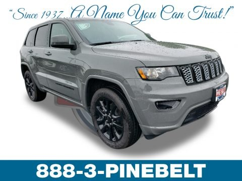 Sting-Gray 2019 Jeep Grand Cherokee Altitude 4x4