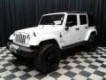 Jeep Wrangler Unlimited Sahara 4x4 Bright White photo #2