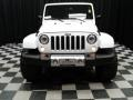 Jeep Wrangler Unlimited Sahara 4x4 Bright White photo #3